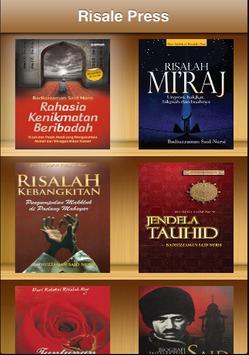 Risalah Nur Bahasa Indonesia poster