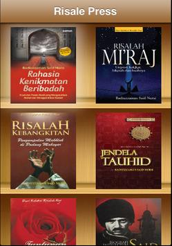 Risalah Nur Bahasa Indonesia apk screenshot
