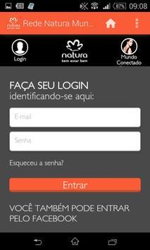 Rede Natura Mundo Conectado apk screenshot