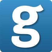 Glass Magazine App icon