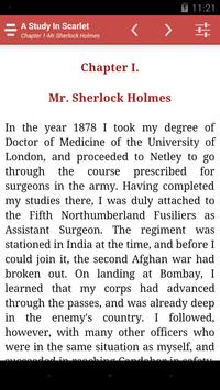 Sherlock Holmes Complete apk screenshot