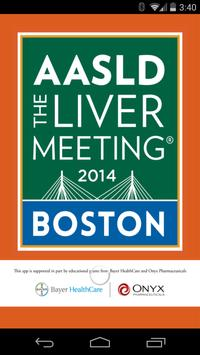 The Liver Meeting poster