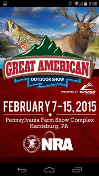 Great American Outdoor Show poster