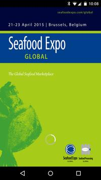 Seafood Expo Global poster