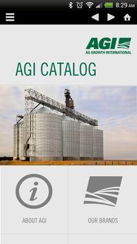 AGI Catalog poster