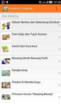 Kumpulan Dongeng apk screenshot