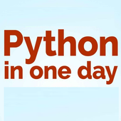 Master Python in One Day 2 icon