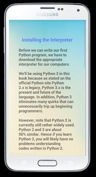 Master Python in One Day 2 apk screenshot