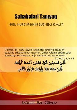 Ebu Hureyre kimdir poster