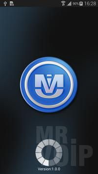 Mrvoip poster