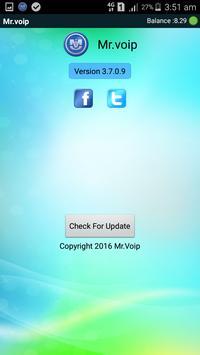 Mrvoip apk screenshot