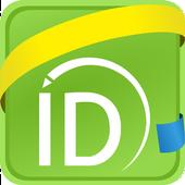 MapMyId icon