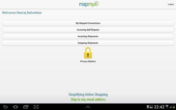 MapMyId apk screenshot