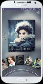 Contact Dialer apk screenshot
