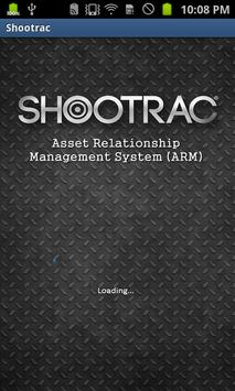 SHOOTRAC Asset Tracking poster