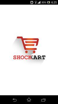 Shockkart Seller and Delivery poster