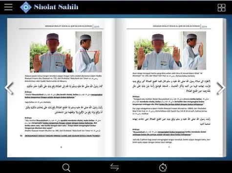 Gerakan Sholat Sesuai Sunnah apk screenshot