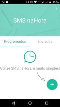 SMS naHora poster