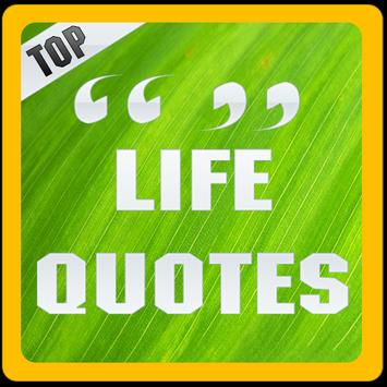 Top Quotes About Life poster
