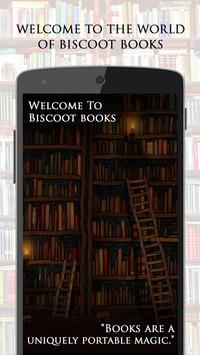 Biscoot Books poster