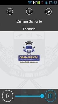 Câmara Municipal de Samonte poster