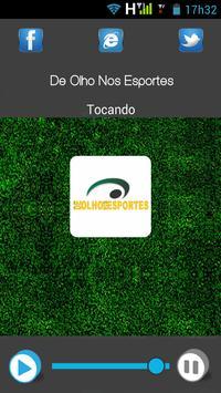 De Olho Nos Esportes apk screenshot