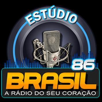 Estúdio Brasil 86 poster
