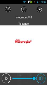 Rádio Integração FM apk screenshot