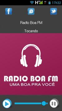 Rádio Boa FM poster