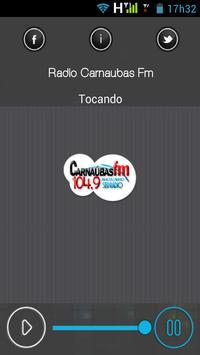 Rádio Carnaúbas Fm 104.9 apk screenshot
