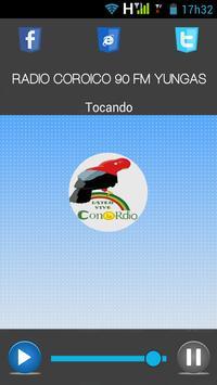 Radio Coroico 90 Fm apk screenshot