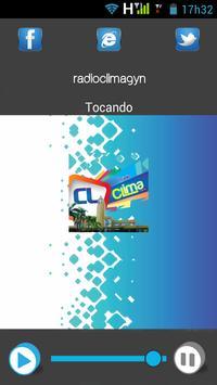 Rádio CLima Goiás apk screenshot