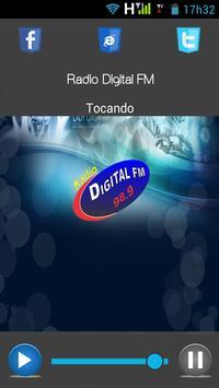Rádio Digital FM apk screenshot