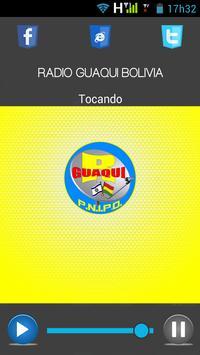 Radio Guaqui Bolivia apk screenshot