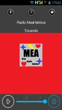 Rádio Mea Habbos apk screenshot
