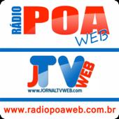 Rádio POA Web - Jornal TV Web icon