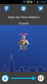 Radio São Pedro apk screenshot
