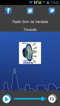 Radio Som da Verdade apk screenshot