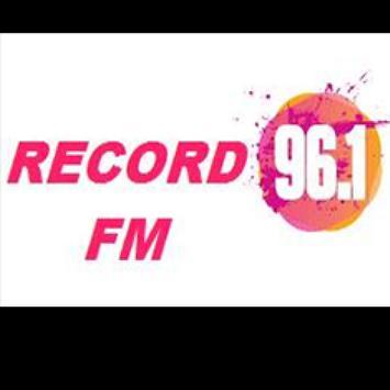 Radio Fm Record 96.1 poster