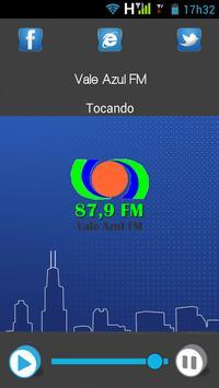 Radio Vale Azul FM apk screenshot