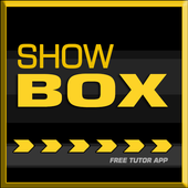 Showbiz Box Tutor icon