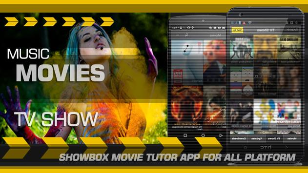 Showbiz Box Tutor apk screenshot