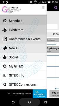 GITEX 2015 poster