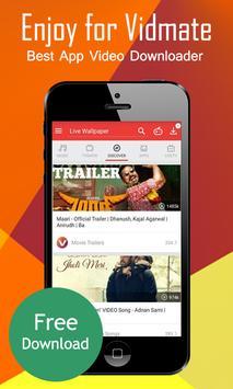 Vi mate Video Downloader Guide apk screenshot