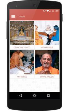 HH Pramukh Swami Maharaj apk screenshot