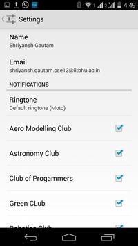 SnTC Notify apk screenshot