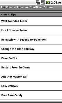 Pro Cheats: Pokemon SoulSilver poster