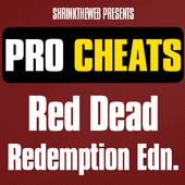 Pro Cheats Red Dead Redem. Edn icon