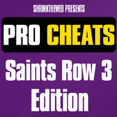 Pro Cheats Saints Row 3 Edn. icon