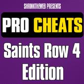 Pro Cheats - Saints Row 4 Edn. icon
